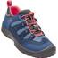 Keen Hikeport WP - Calzado Niños - rosa/azul